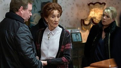 EastEnders (UK) - 30x50 March 25, 2014