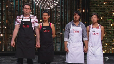 My kitchen rules au 5x34 season 5 episode 34 sharetv for Y kitchen rules season 5