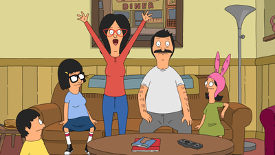 Bob's Burgers - 04x16 I Get Psy-chic Out of You
