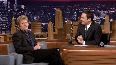The Tonight Show Starring Jimmy Fallon - 01x33 Denis Leary, Cat Deeley, Nickel Creek