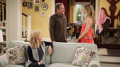 Last Man Standing - 03x21 April, Come She Will