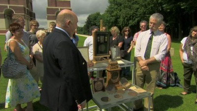 Antiques Roadshow (UK) - 36x16 World War One Special