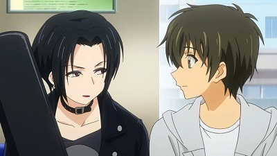 Golden Time - 01x20 His Chasm