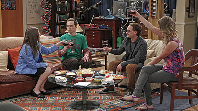 The Big Bang Theory - 07x20 The Relationship Diremption