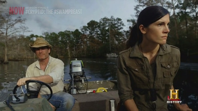 Cryptid: The Swamp Beast - 01x06 The Bayou Beast Screenshot