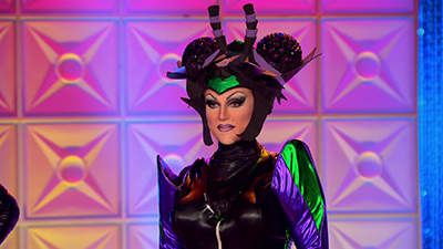 RuPaul's Drag Race - 06x09 Queens of Talk