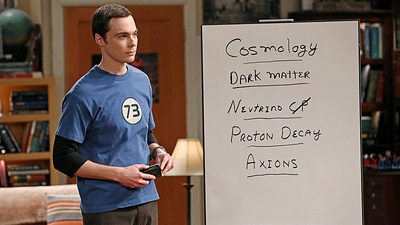 The Big Bang Theory - 07x21 The Anything Can Happen Recurrence