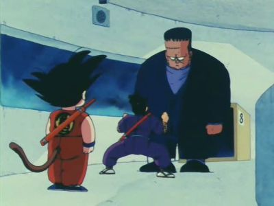 Dragon Ball - 02x11 Mysterious Android No. 8