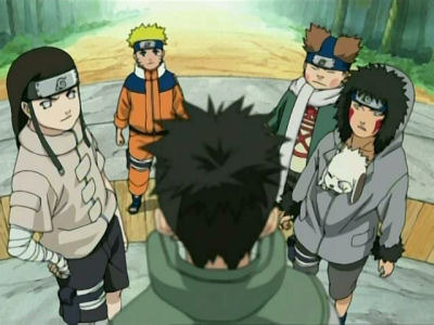 Naruto - 03x27 Formation! The Sasuke Retrieval Squad