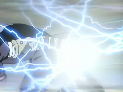 Naruto - 02x32 I Wasn't Late for Nothing! Ultimate Move - Chidori Revealed!!