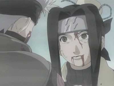 Naruto - 01x18 The Weapons Known as Shinobi