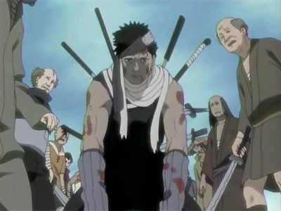 Naruto - 01x19 The Demon in the Snow