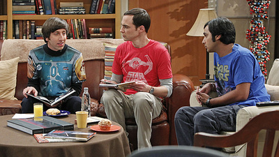The Big Bang Theory - 07x22 The Proton Transmogrification