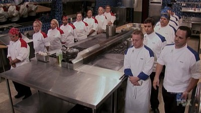 Hell's Kitchen - 12x06 15 Chefs Compete