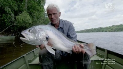 River Monsters Season 6 Sharetv