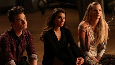 Glee - 05x20 The Untitled Rachel Berry Project