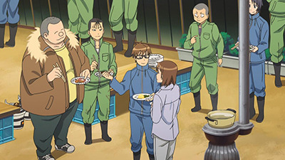 Silver Spoon - 02x11 Over and Over Again  Screenshot