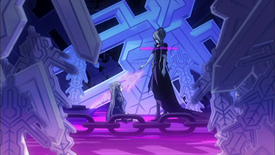 Arpeggio of Blue Steel - 01x12 The Power to Open a Path Screenshot