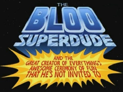 Foster's Home for Imaginary Friends - 06x09 The Bloo Superdude and the Great Creator of Everything's Awesome Ceremony of Fun That He's Not Invited To Screenshot