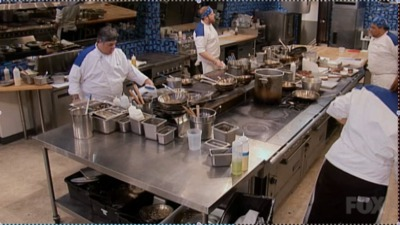 Hell's Kitchen - 12x13 9 Chefs Compete