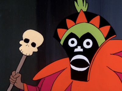 Scooby-Doo, Where Are You! - 02x06 A Tiki Scare Is No Fair