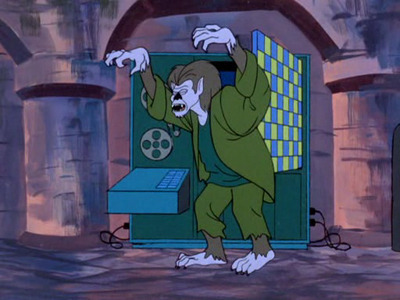 Scooby-Doo, Where Are You! - 01x11 A Gaggle Of Galloping Ghosts