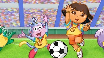 Dora the Explorer - 08x14 Dora's Super Soccer Showdown Screenshot