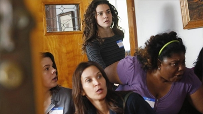 The Fosters - 02x08 Girls Reunited