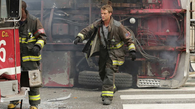 Chicago Fire - 03x03 Just Drive the Truck