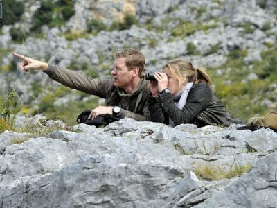 Covert Affairs - 05x07 Brink of the Clouds
