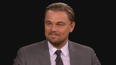 The Charlie Rose Show - 22x83 The Wolf of Wall Street