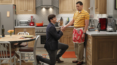 Two and a Half Men - 12x01 The Ol' Mexican Spinach