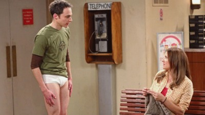 The Big Bang Theory - 08x01 Locomotion Interruption