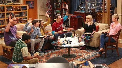 The Big Bang Theory - 08x02 The Junior Professor Solution