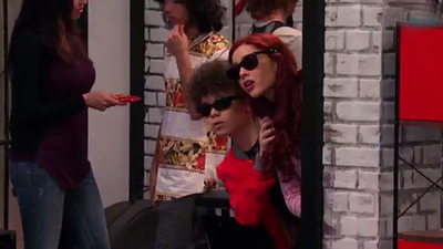 Sam & Cat - 01x35 #GettinWiggy Screenshot