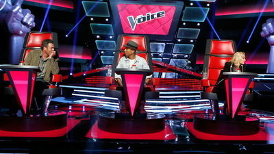 The Voice - 07x03 The Blind Auditions, Part 3
