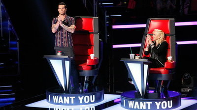 The Voice - 07x05 The Blind Auditions, Part 5