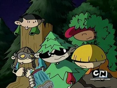Codename: Kids Next Door - 01x17 Operation: P.O.I.N.T.