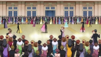Pretty Guardian Sailor Moon Crystal - 01x04 Masquerade Dance Party: Masquerade