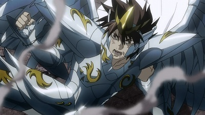 Saint Seiya  - 08x13 The Lost Canvas: Let You Be Yourself Screenshot