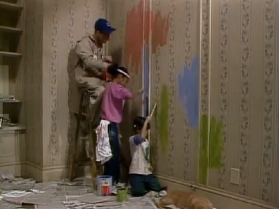 Punky Brewster - 01x05 Punky Gets Her Own Room