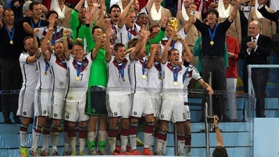 World Cup 2014 (UK) - 01x64 Final: Germany v Argentina  Screenshot