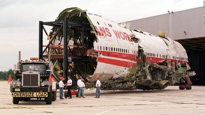 CNN Special Report: Witnessed: The Crash of TWA Flight 800 - TV Special: CNN Special Report: Witnessed: The Crash of TWA Flight 800 Screenshot