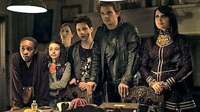 Young Dracula (UK) - 05x06 The Enemy Within