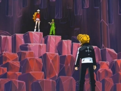 Zatch Bell!   - 03x45 Screams That Won't Reach. Ted vs. Cherish. Things More Important Than King