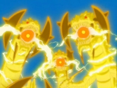Zatch Bell!   - 03x50 Decisive Battle Against Faudo! The Golden Radiance. The Kind King