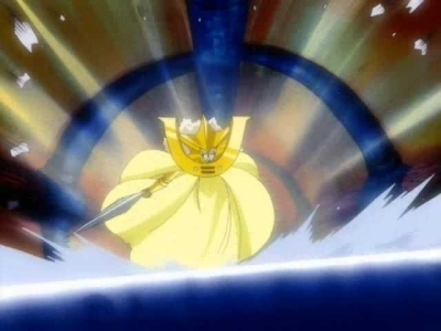 Zatch Bell!   - 03x39 Aim for the brain! Roaring Faudo. Desperate re-entry.