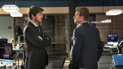 The Mentalist - 07x01 Nothing But Blue Skies