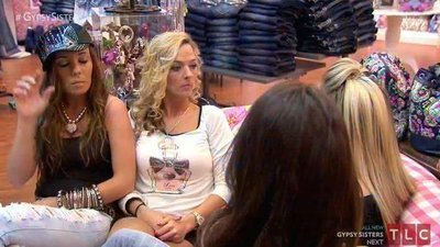 Gypsy Sisters 3x03 Off to the Races... Again! - ShareTV
