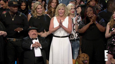 Chelsea Lately - 08x130 Live finale featuring over 30 stars, including 50 Cent, Jennifer Aniston & Sandra Bullock Screenshot